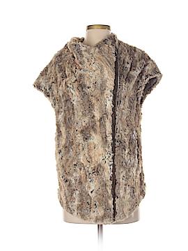 Georgie Faux Fur Vest Size 2
