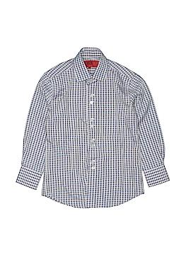 Elie Balleh Long Sleeve Button-Down Shirt Size 6