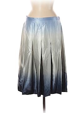 Dana Buchman Silk Skirt Size 8
