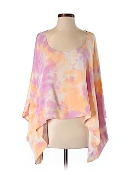 Alexis 3/4 Sleeve Silk Top Size XS - Sm