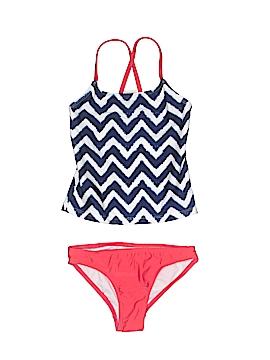 Op Two Piece Swimsuit Size 4 - 5