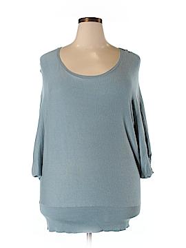 Fenn Wright Manson Pullover Sweater Size 1X (Plus)