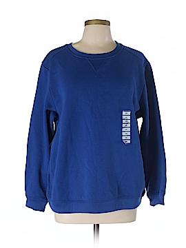Karen Scott Sport Sweatshirt Size 0X (Plus)