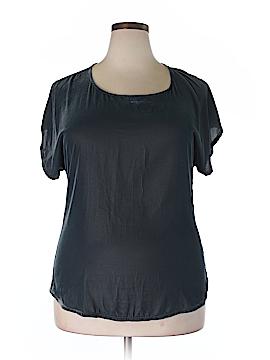 Dolan Short Sleeve Blouse Size XL