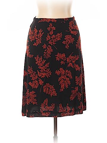 Dolce & Gabbana Silk Skirt Size 40 (IT)