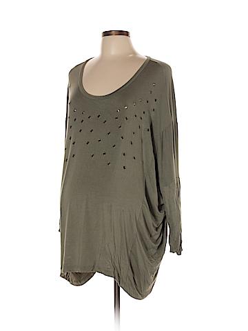 Maternal America 3/4 Sleeve T-Shirt Size XL (Maternity)