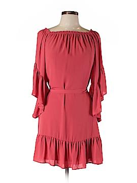 White House Black Market Casual Dress Size L (Petite)