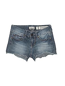 Forever Denim Shorts Size 0