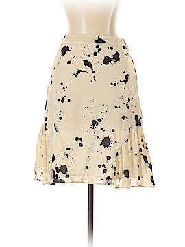 Burberry Silk Skirt Size 38 (IT)