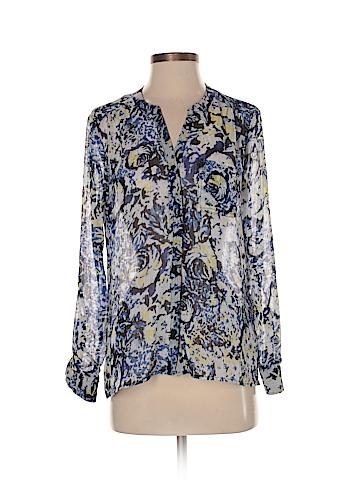 Liz Claiborne Long Sleeve Blouse Size S (Petite)