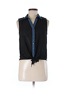 Pearl Sleeveless Blouse Size M