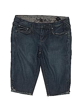 Stitch's Denim Shorts 28 Waist