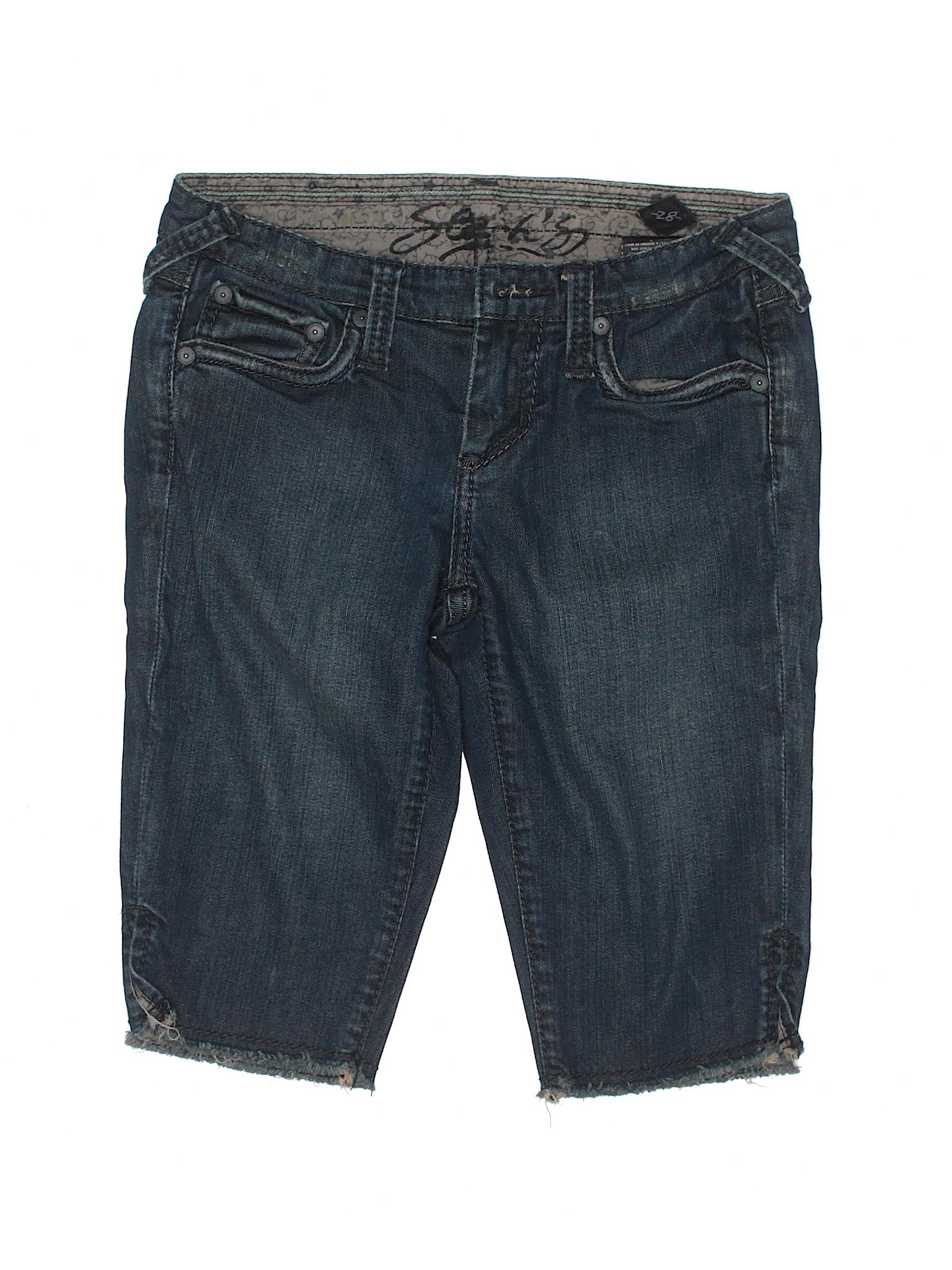 Boutique Boutique leisure Stitch's Shorts leisure Denim qFBF5w