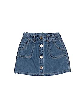 River Island Denim Skirt Size 12-18 mo