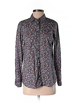 LC Lauren Conrad Long Sleeve Button-Down Shirt Size 2