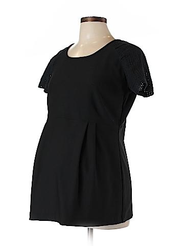 Ripe maternity Short Sleeve Top Size L (Maternity)