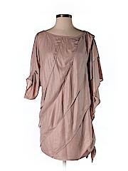 BCBGMAXAZRIA Women 3/4 Sleeve Blouse Size XXS