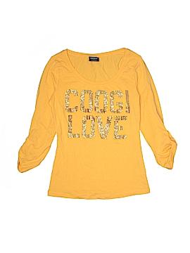 Coogi 3/4 Sleeve T-Shirt Size M