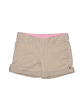 Banana Republic Khaki Shorts Size 0