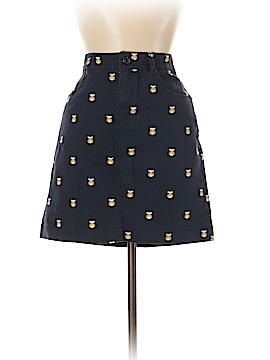 G.H. Bass & Co. Denim Skirt Size 4