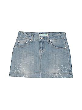 Vanilla Star Denim Skirt Size 16