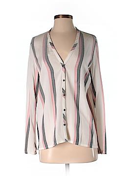 Maje Long Sleeve Blouse Size Sm (1)