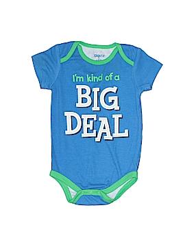 Kidgets Short Sleeve Onesie Size 6-9 mo