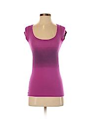 Theory Women Short Sleeve T-Shirt Size P