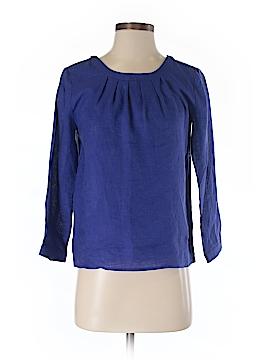 J. Crew 3/4 Sleeve Blouse Size 0 (Petite)