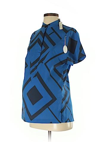 Loyal Hana Short Sleeve Blouse Size XS (Maternity)