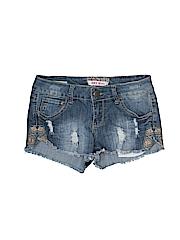 Hot Kiss Women Denim Shorts Size 1