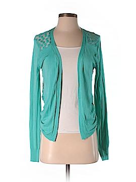 Iris Design Cardigan Size M