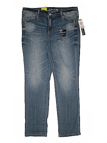 INC International Concepts Jeans Size 14W