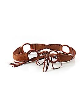 DKNY Leather Belt Size XS