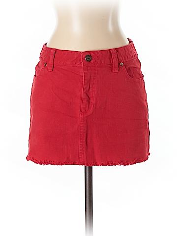 Tory Burch Denim Skirt 26 Waist
