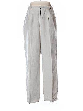 David N Linen Pants Size 12
