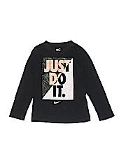 Nike Girls Long Sleeve T-Shirt Size 6