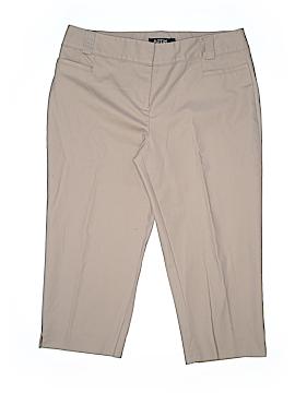 Apt. 9 Khakis Size 16