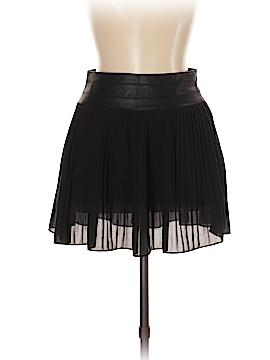 Butterfly Zebra Casual Skirt Size XL