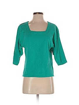 Express Tricot 3/4 Sleeve T-Shirt Size XS