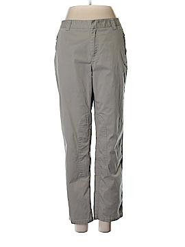 Simply Vera Vera Wang Khakis Size 10