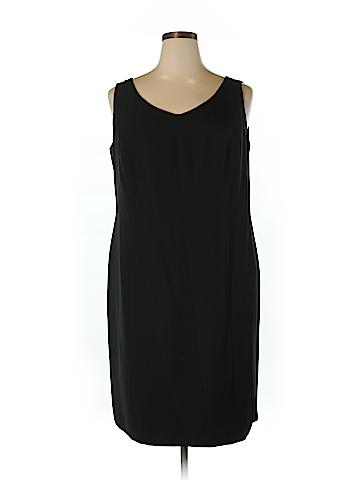 Anne Klein Casual Dress Size 18W (Plus)