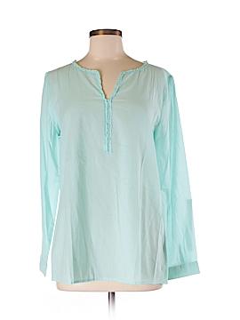 Chadwicks 3/4 Sleeve Blouse Size M