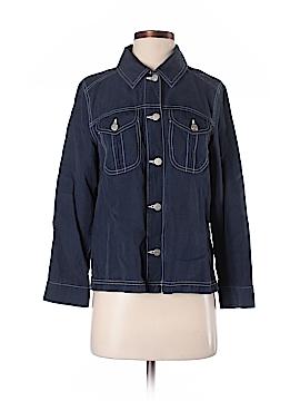 So Blue Sigrid Olsen Jacket Size S