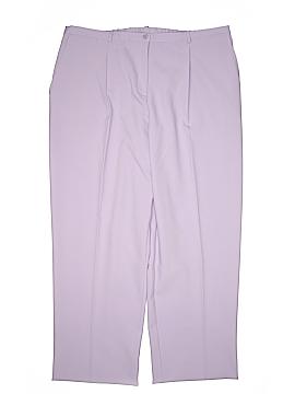 Liz Baker Dress Pants Size 18W (Plus)