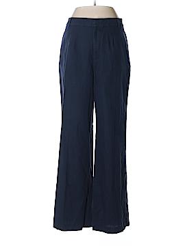 J. Crew Factory Store Linen Pants Size 10