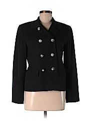 NM Luxury Essentials Women Wool Blazer Size 6