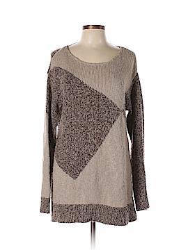 Amber Sun Pullover Sweater Size L