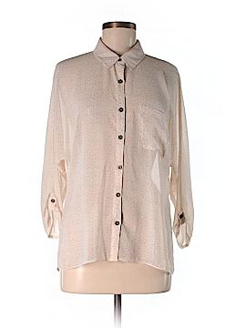 Quiksilver 3/4 Sleeve Blouse Size M
