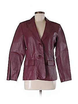 Chadwicks Leather Jacket Size 8 (Petite)